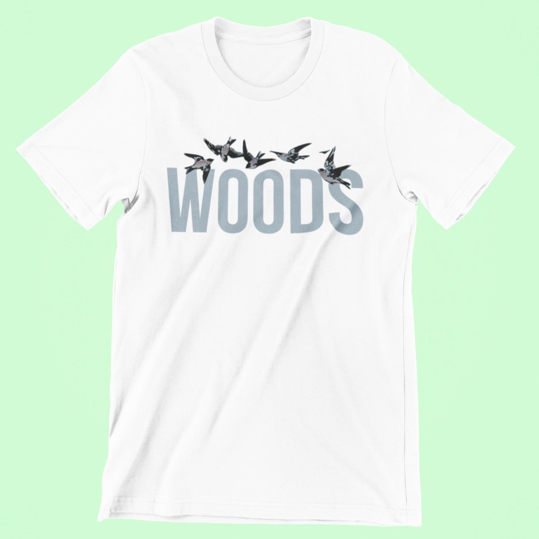 WOODS T-Shirt | White