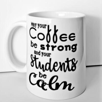 Teacher Coffee/Tea Mugs
