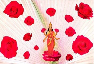 Indiska Gudar & Gudinnor: MahaLaxmi, Rosa, Ljusblå, RosaGul, BlåGul, Sarasvati, Turkos,  Durga, Turkos, Ganesh Grön, Hanuman Turkos
