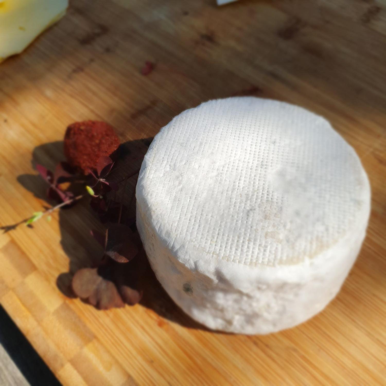 Сыр Кисьвянский ( Камамбер из коровьего молока)