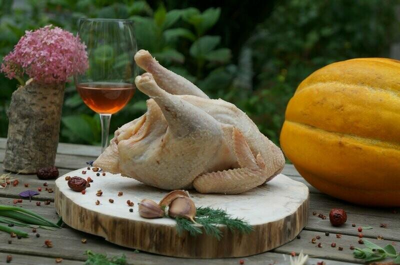 Курица Домашняя Суповая