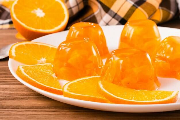 Десерт - желе