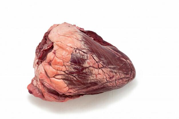 Говядина сердце целиком