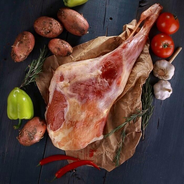Козья ножка с картофелем и овощами. Полуфабрикат для запекания.