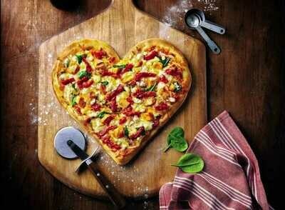"Пицца ""Валентинка"""