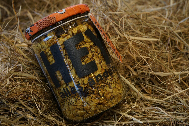 Heyho Bio Granola Golden Chai Chai