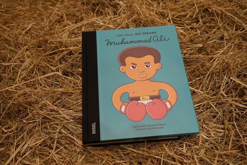 Little People, big dreams Muhammad Ali