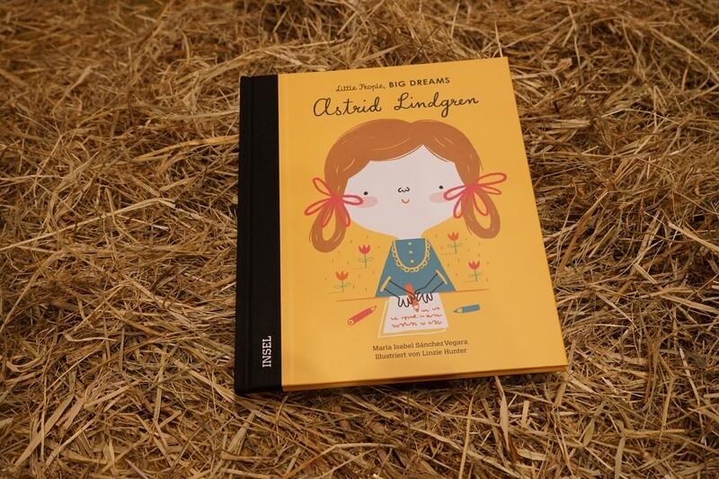 Little People, big dreams Astrid Lindgren