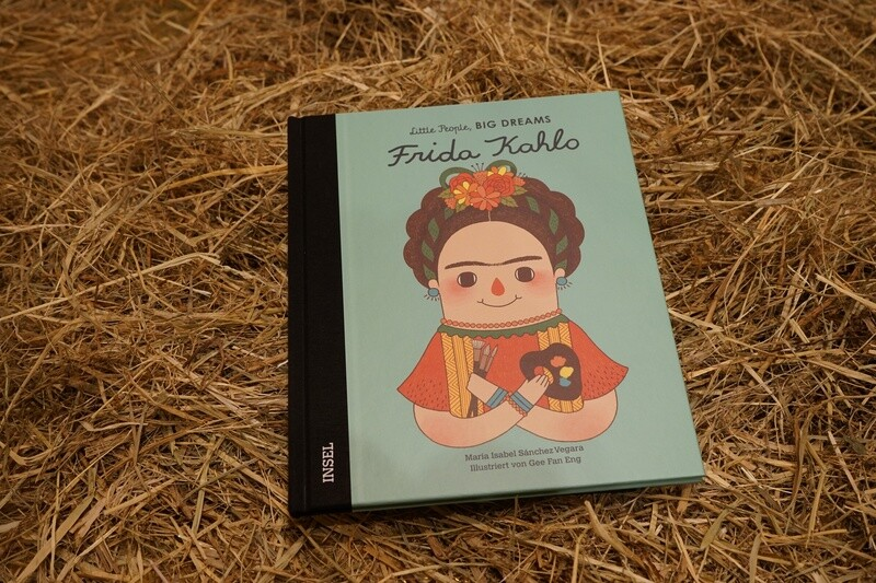 Little People, big dreams Frida Kahlo