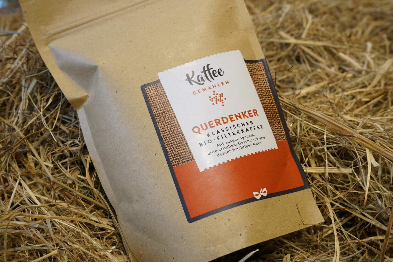 Impulsgeber Kaffee gemahlen