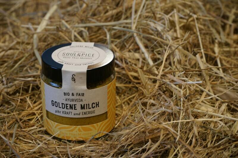 Gewürze Goldene Milch
