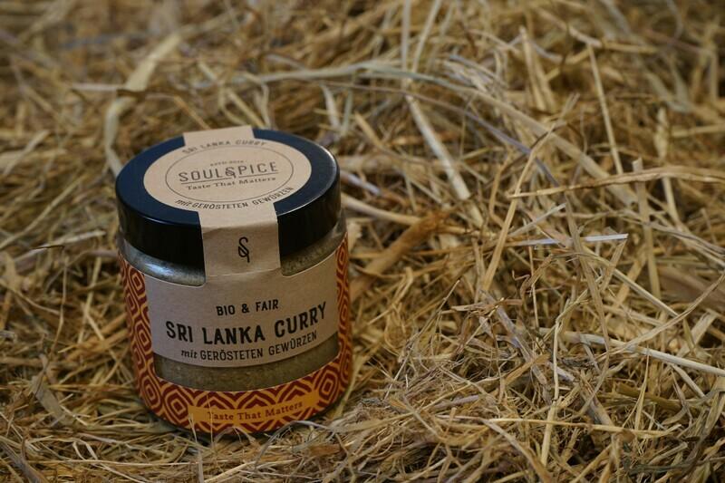 Gewürz Sri Lanka Curry