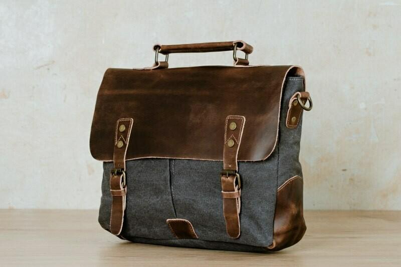 Tasche Mingus grau