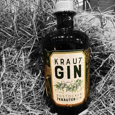 Rostocker 7 Kräuter Gin