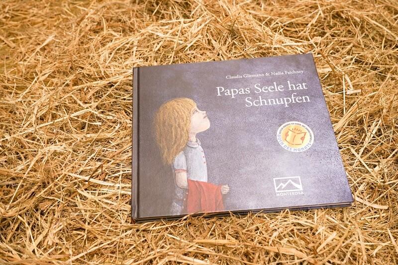 Buch Papas Seele hat Schnupfen von Claudia Gliemann