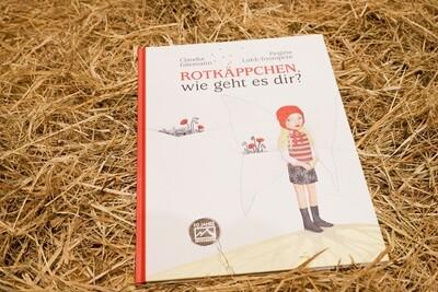 Buch Rotkäppchen wie geht es dir? Von Claudia Gliemann