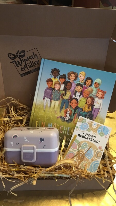Geschenk Kindergeburtstag Girl - Ready to Go