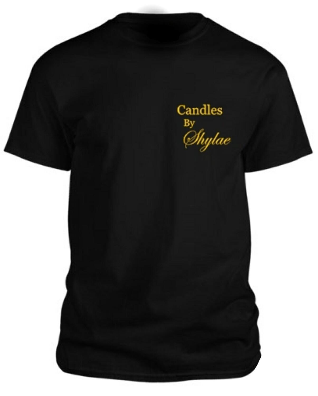 """Candles by Shylae"" T-Shirt"