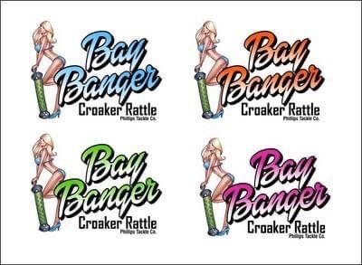 BAY BANGER CROAKER RATTLES & POPPING CORKS