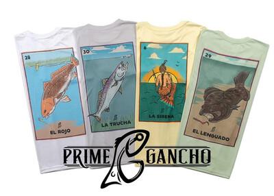 Prime Gancho Apparel & Caps