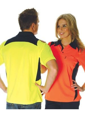 Cool Breathe Action Polo Shirt - S/S