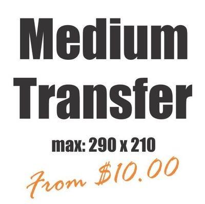 Medium Vinyl Heat Transfer