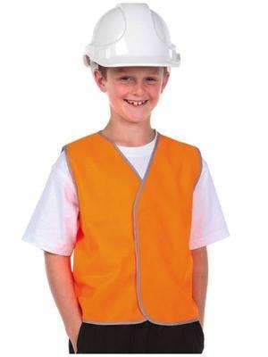 Hi Vis Kids Safety Vest
