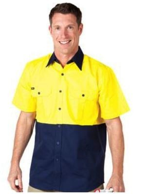 Hi Vis S/S 190G Shirt