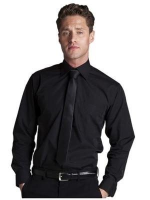 Mens L/S Classic Poplin Shirt