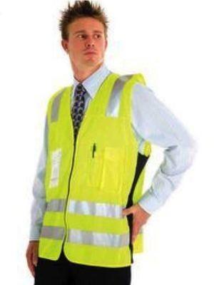 Side Panel Safety Vest (Day/Night)