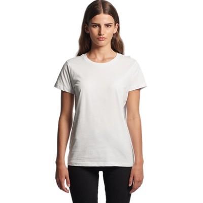 Maple Womens T Shirt