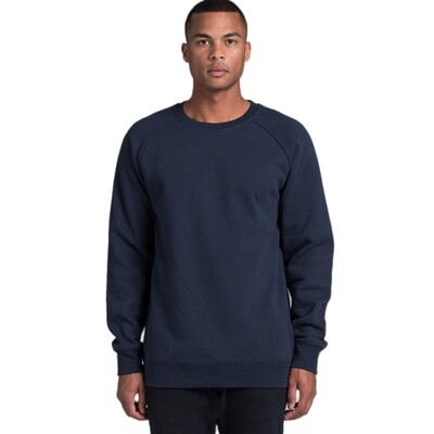 Unisex Box Crew Sweatshirt