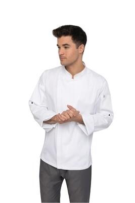 Hartford Mens Zip Chefs Jacket