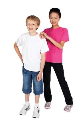 Bamboo Kids Cotton T Shirt