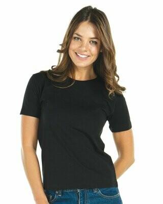 Ladies Crew Neck 1LC T Shirt