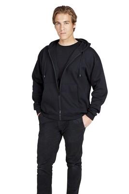 Mens Zip Hoodie with Pocket