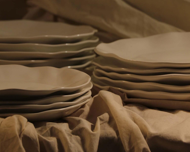 Platos de Porcelana