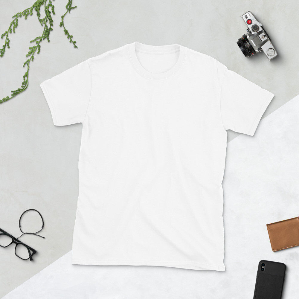 Biden-Harris 2020 Black Short-Sleeve Unisex T-Shirt