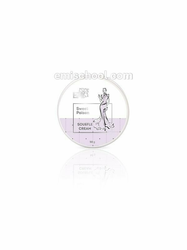 Hand and Body Cream Souffle Sweet Poison, 50 ml.