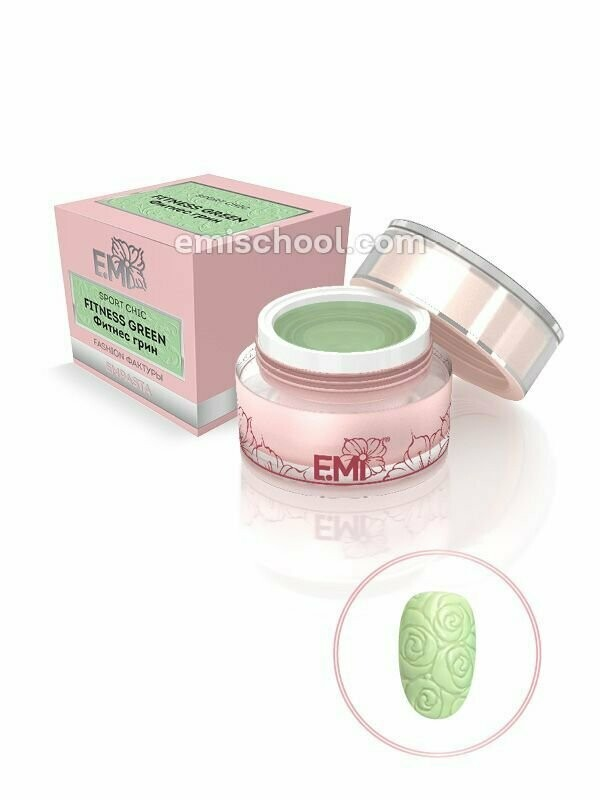 EMPASTA FT Sport Chic Fitness Green, 5 ml.