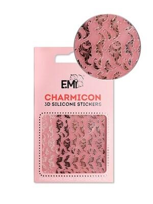 Charmicon 3D Silicone Stickers #155 Swirl