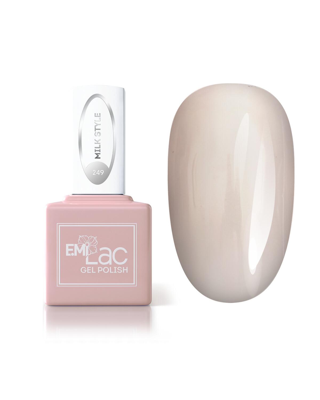 E.MiLac Milk Style #249, 9 ml.