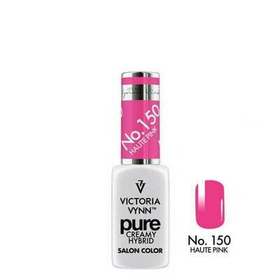 PURE CREAMY HYBRID 150 Haute Pink 8ml