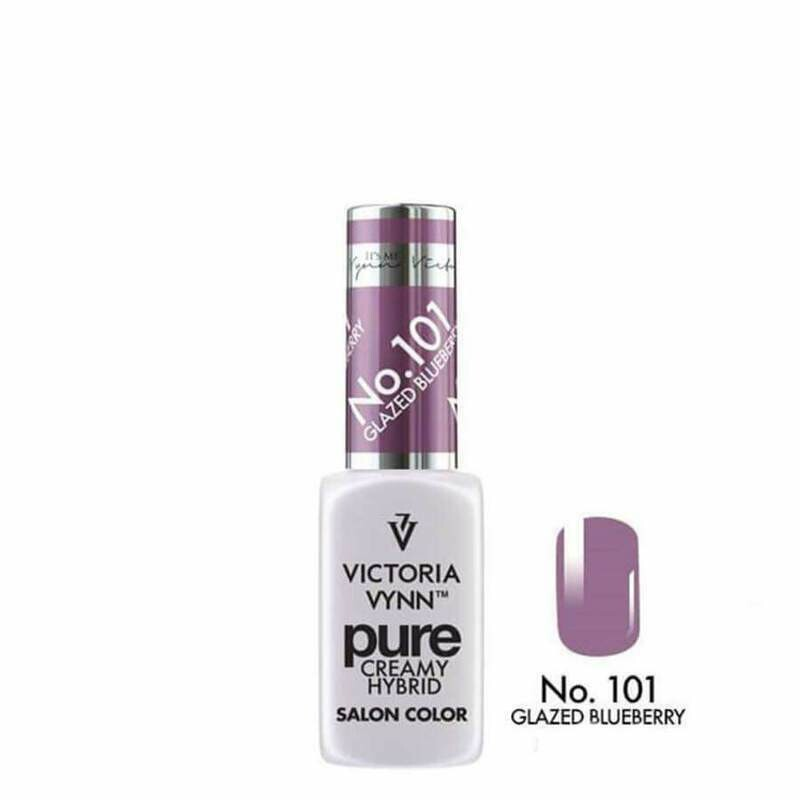PURE CREAMY HYBRID 101 Glazed Bluebe 8ml
