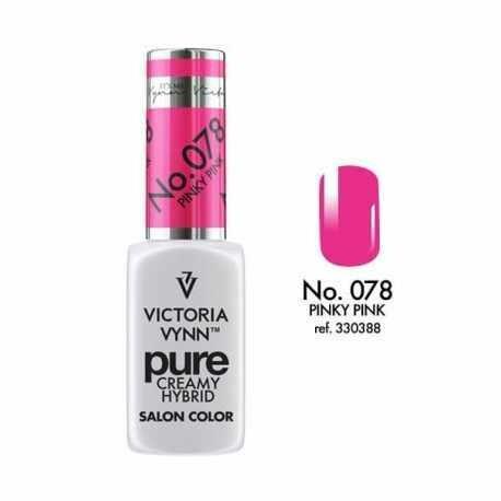 PURE CREAMY HYBRID 078 Pinky Pink 8ml