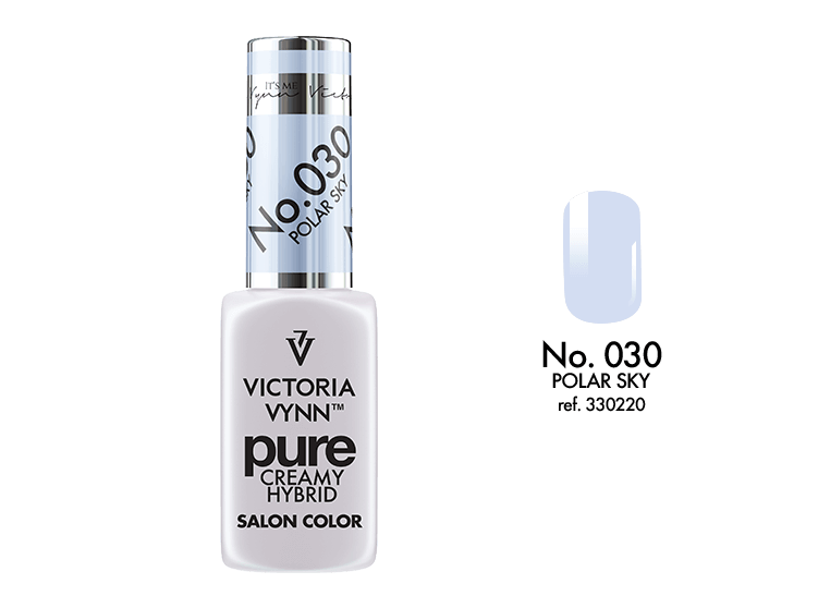 PURE CREAMY HYBRID 030 Polar Sky 8ml