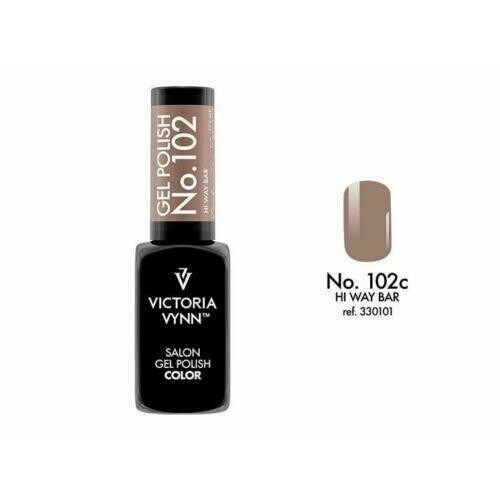 Gel Polish 102 Hi Way Bar 8ml