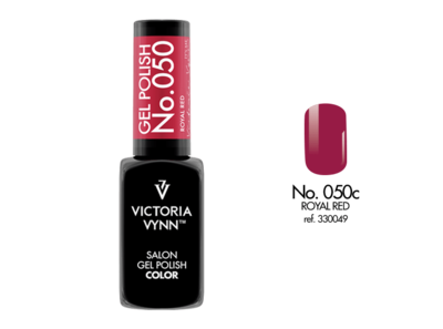 Gel Polish 050 Royal Red 8ml