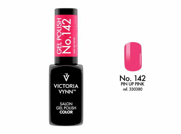 Gel Polish 142 Pin Up Pink 8ml