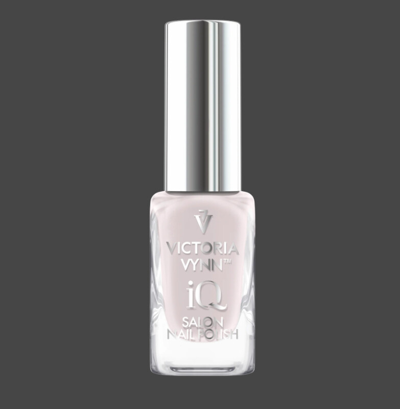 IQ NAIL POLISH 002 ANGEL FOOD